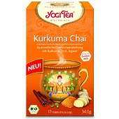 Yogi Tea Kurkuma Chai Curcuma Tee BIO