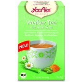 Yogi Tea Weißer Tee weisser Chai Tee BIO