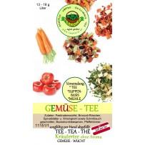 """Gemüse-Tee """"Gemüse-Wucht"""""""