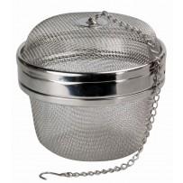 großes Teesieb Dauerfilter Tee-Ball 100