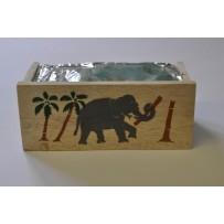 Ceylon BOP Elephanten-Kistchen Elephant Brand Pure Ceylon Tee Sri Lanka   250g