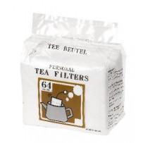 Baumwoll Teebeutel zum Selbstfüllen
