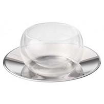 """Glas Cup """"Modern Art"""" 150 ml 2-tlg."""