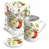 "Deckelbecher ""Apple"" 300 ml"