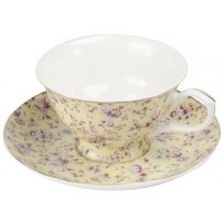 "Teetasse ""Disty Floral"" 180 ml"