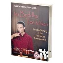 "Teebuch ""Mit Buddha Tee trinken"""