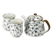 """Teekanne """"Furawa"""" 0,5 l mit Sieb und 2 Cups"""