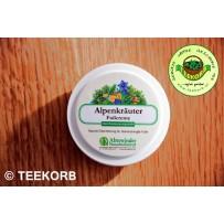 Alpenkräuter Fusscreme 100 ml