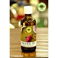 Saunaöl Sauna Öl Alpenkräuter Kräuter ätherisches Öl Duft
