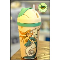 Bamboo To-Go Cup Becher Bambusbecher Kinder