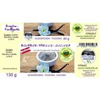 Bourbon-Vanille-Zucker Vanillezucker klein