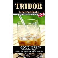 Cold Brew Coffee 100 % Arabica