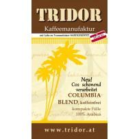 Columbia blend 100% Arabica (koffeinfrei)