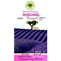 Duschgel Rose mit Arganöl 200 ml