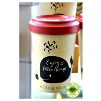 "Bamboo To-Go Cup ""Little Whale"" 400ml"