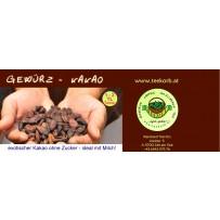 Gewürz-Kakao klein