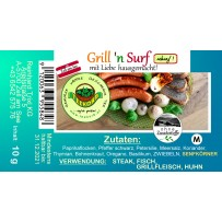 Grill'n  Surf Röhrchen