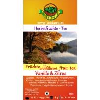 Herbstfrüchtetee Früchtetee aromatisiert
