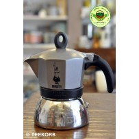 "Bialetti Moccakanne Moka Induktions 3T ""anthracite"""
