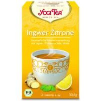 Yogi Tea INGWER ZITRONEN TEE BIO