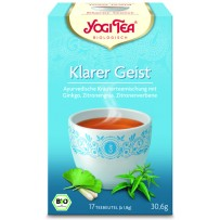 Yogi Tea KLARER GEIST TEE BIO