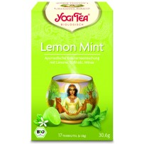 Yogi Tea LEMON MINT BIO
