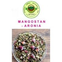 """""""Mangostan-Aronia"""" Kräutertee Wellness Tee"""