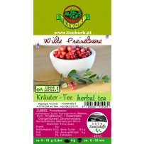 Wilde Preiselbeere Tee Kräutertee ohne Aroma