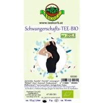 Schwangerschaftstee BIO Tee ohne Aroma Bald Mama Schwangerschafts Tee