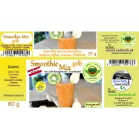 Smoothie Mix gelb klein Smoothiegewürz 20g